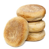 English Muffins Stock Photo
