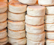 English Muffins Stock Images