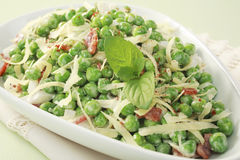 English Pea Salad Stock Photos