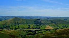 The English Peak District. Stock Images
