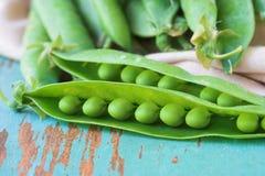English Peas Royalty Free Stock Photography