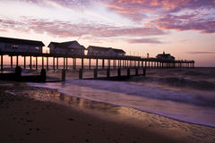 English Pier Stock Photos