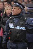 English policeman Stock Photography
