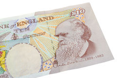 English pounds Royalty Free Stock Image
