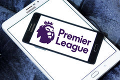 English premier league logo Royalty Free Stock Photography