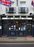 English Pub Stock Image