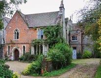 Free English Rectory Royalty Free Stock Photos - 16362278