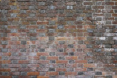 English red brick wall Stock Photos