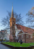 English Reformed Church, Amsterdam Royalty Free Stock Photography