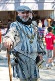 English Renaissance Nobility Royalty Free Stock Photo