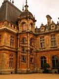 English Renaissance Stone Mansion Stock Photography