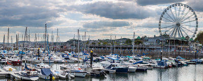 English Riviera Royalty Free Stock Images