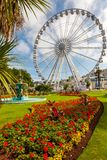 English Riviera Wheel Torquay Royalty Free Stock Photos