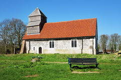 An English Rural Church and Tower Royalty Free Stock Image