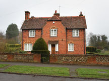 English Rural Cottage Stock Photography