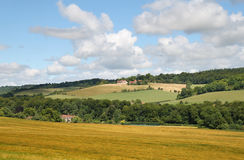 An English Rural Landscape Royalty Free Stock Image