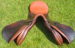 English saddle stock photos