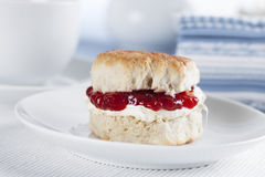 English Scone Stock Photos