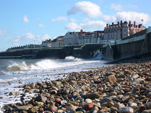 English Seaside Stock Image