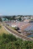 English Seaside royalty free stock images