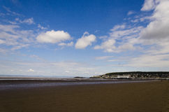 English Seaside resort Stock Photo