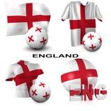 English Soccer Royalty Free Stock Image