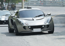 English sports-car Stock Photo