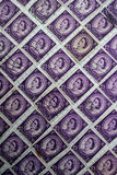English stamps Stock Image