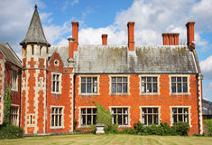 An English Stately Home Royalty Free Stock Photography