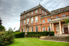 English stately home. Newby Hall in Yorkshire, England Royalty Free Stock Photography