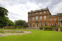 English stately home. Newby Hall in Yorkshire, England Stock Photography