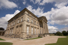 English Stately Home Royalty Free Stock Photo