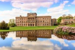 English Stately Home. Royalty Free Stock Photo