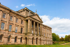 English Stately Home. Lyme Hall historic English Stately Home and park in Cheshire, England Stock Photos