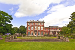 English stately home. Newby Hall in Yorkshire, England Stock Photo
