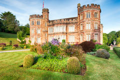 English Stately Home Royalty Free Stock Photography