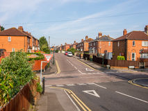 English style houses Royalty Free Stock Photography