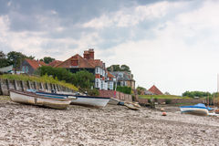 English summer coast attraction, north norfolk Stock Images