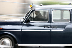 English taxi Royalty Free Stock Photo