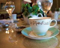 English Tea Stock Photo