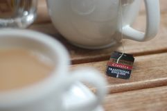 English Tea Stock Photography