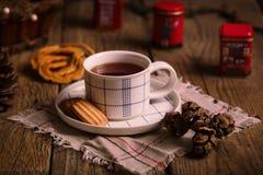 English tea time. Stock Photos