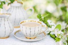 English tea Stock Photos