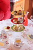 English Tea Time Stock Images