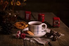English tea time. Stock Photography