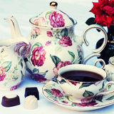 English tea Royalty Free Stock Image