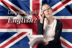 English Stock Image
