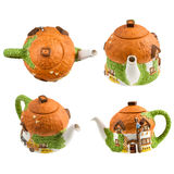 English teapot Stock Photography