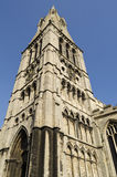 English town architecture Stock Photography