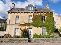 English Town House Stock Images